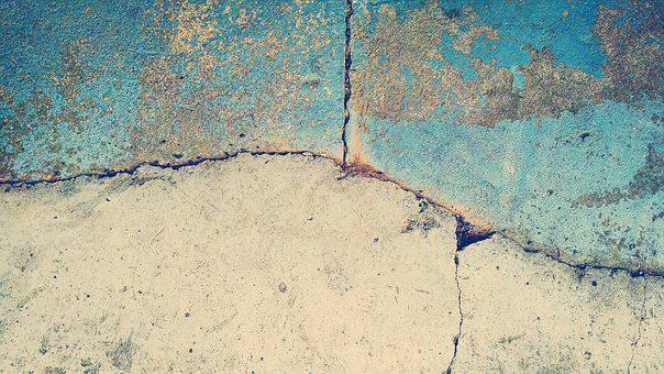 Edgecliff concrete crack repair