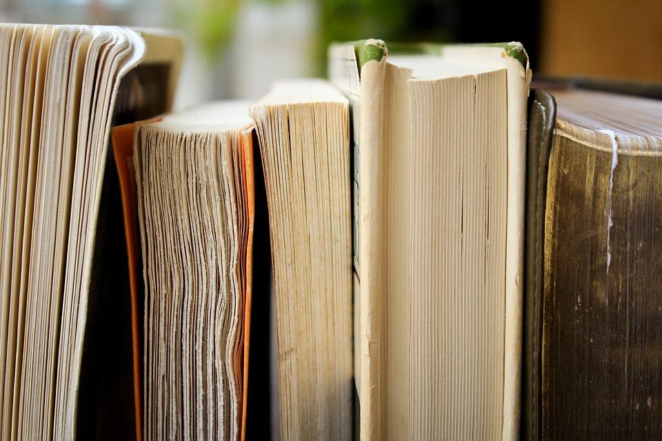 書籍, 教育, ライブラリ, 杭, 知識, 知恵, 学ぶ, 研究, 読み取り, 小説, 古い, アンティーク