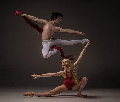 Agilidad, Atleta, Equilibrio, Bailarina