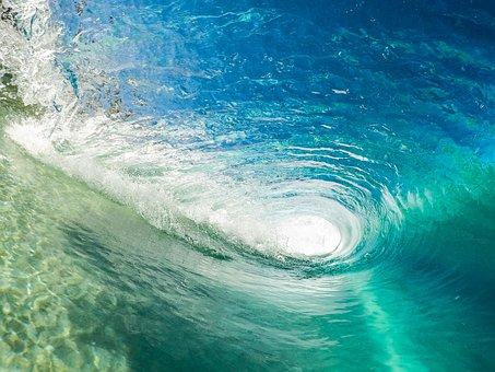Beach, Wave, Ocean, Outdoors, Sea