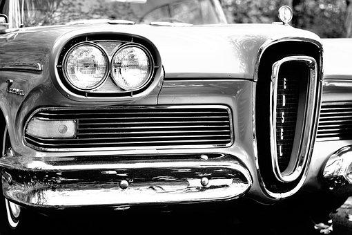 Antique, Automobile, Automotive, Bumper