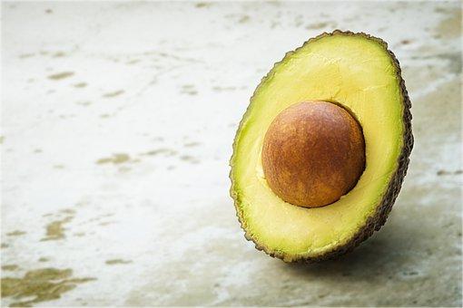 Avocado, Core, Fresh, Healthy, Organic