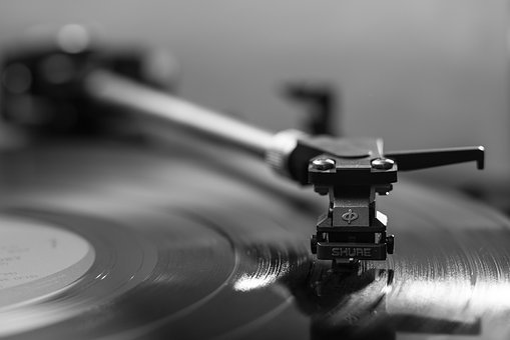 Platine Tourne Disque, De Vinyle