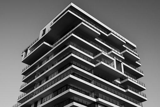 Appartement, L'Architecture, Bâtiment
