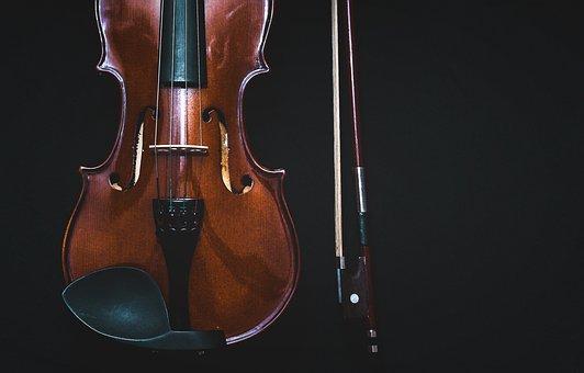 Hittar med violiner