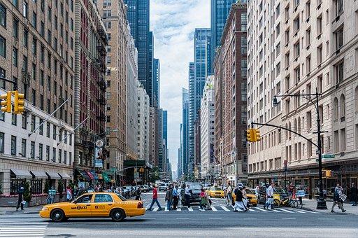 Architecture, New York City, Manhattan