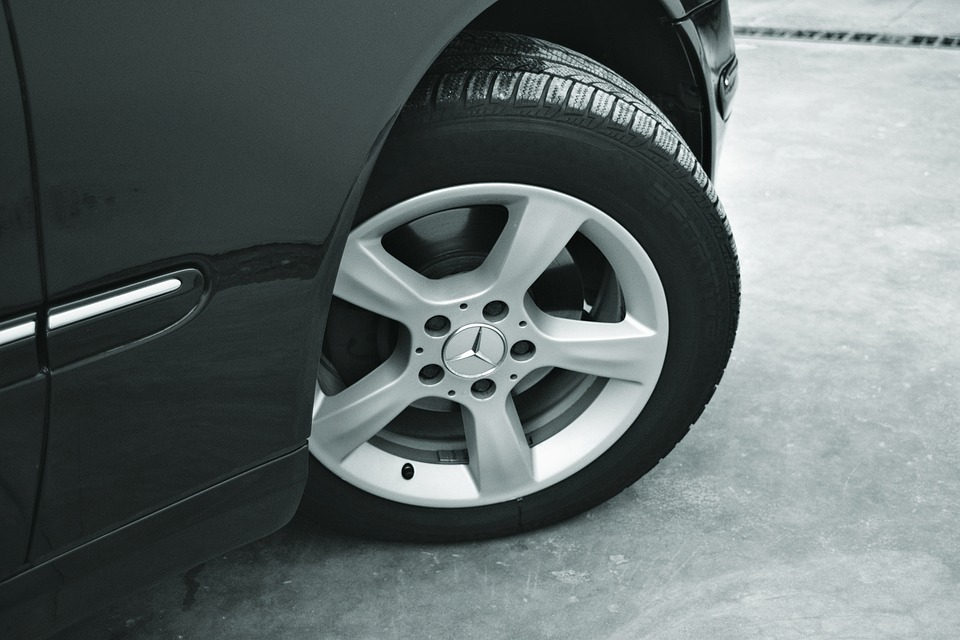 การเติมลมยางรถยนต์ให้เหมาะสม