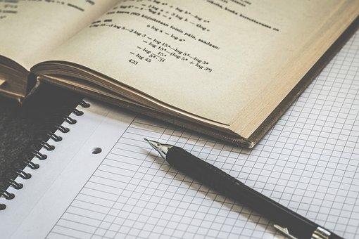 Book, Education, Paper, Homework