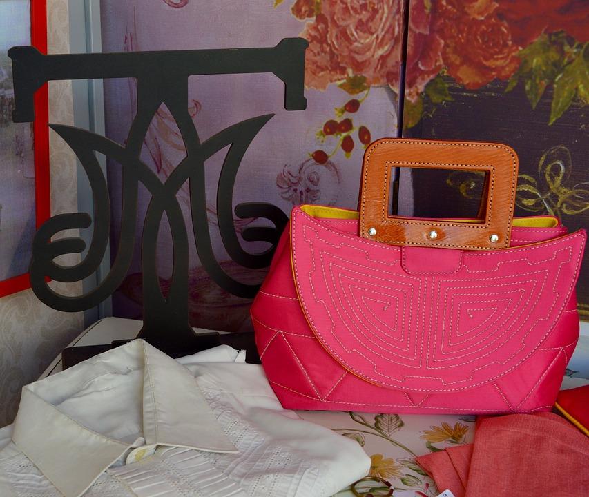 Boutique, Taurine, Fashion, Femmes, Gar, Ource, Rose
