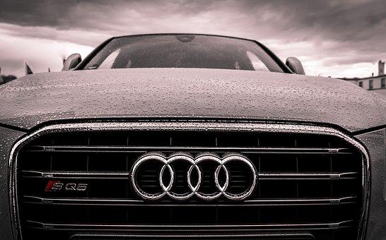 Audi, Audi Auto, Automobil, Stoßstange