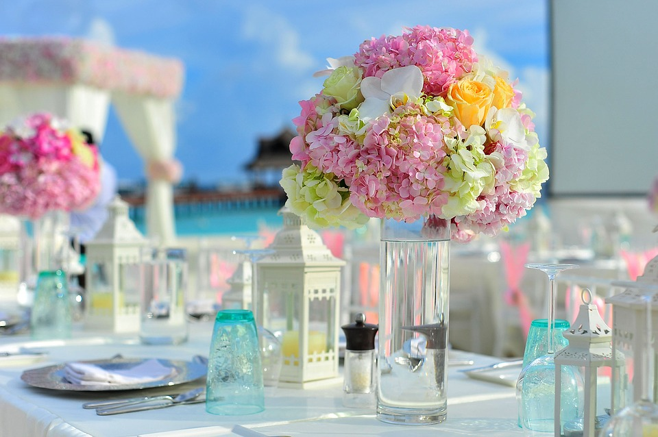 Decor, Decorations, Florist, Flowers, Maldives, Resort