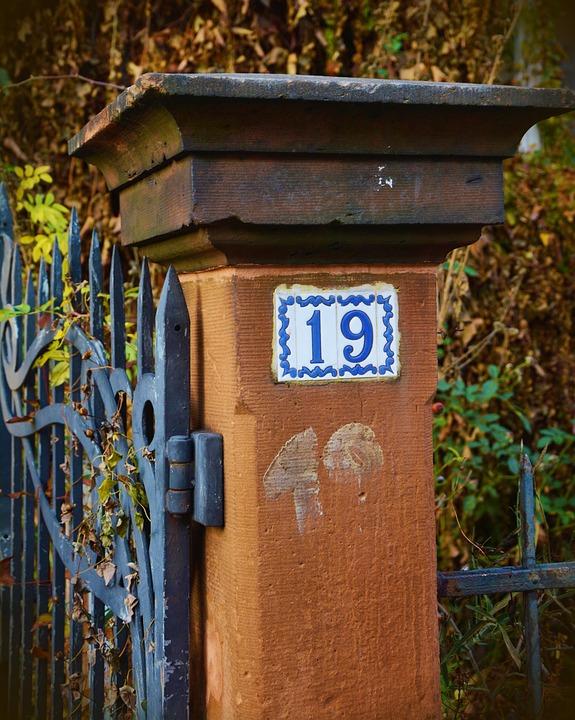 Pfosten Eingang Stein Kostenloses Foto Auf Pixabay