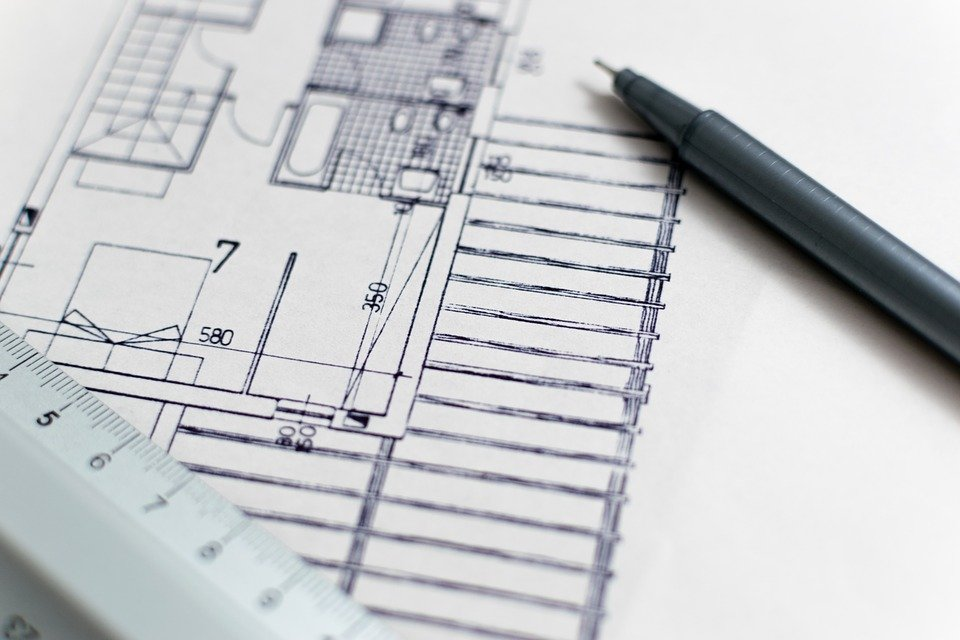 Architecture blueprint floor plan free photo on pixabay architecture blueprint floor plan construction malvernweather Image collections