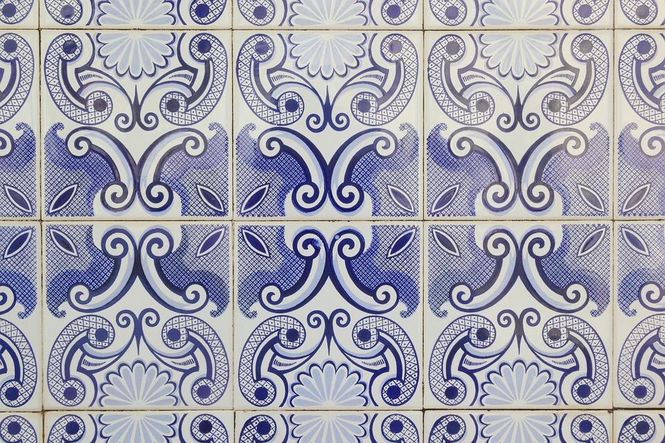 Kostenloses foto portugal fliesen keramik wand for Fliesen portugal