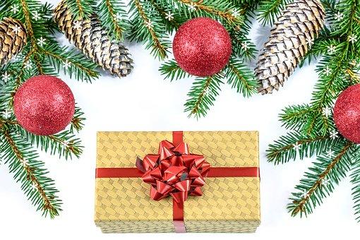 Kerstcadeau, Vakantie, Kerstmis