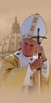 Jan Paweł Ii, Papież, Święty, Watykan