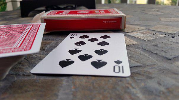 Card, Playing Cards, Suit, Deck, Poker