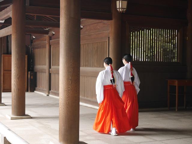 Free Photo Ise Jingu Shrine Solemnity Free Image On