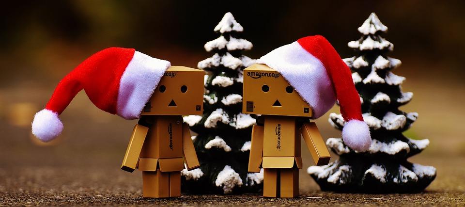 Danbo, Christmas, Fig, Tillsammans, Hand I Hand, Kärlek