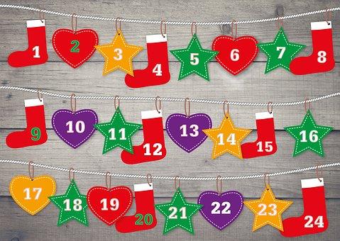 Calendario De Adviento, Adviento