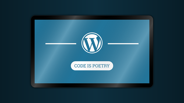 Wordpress, Code, Wp, Poésie, Comprimé
