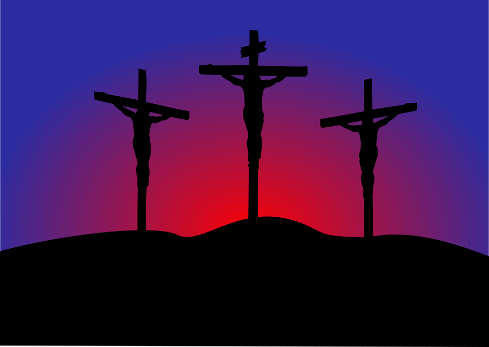Free vector graphic golgotha jesus christ death free image on