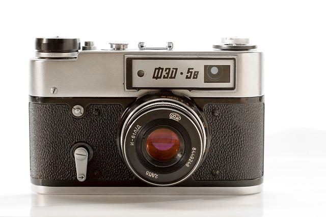 Camera Russian Analog · Free Photo On Pixabay