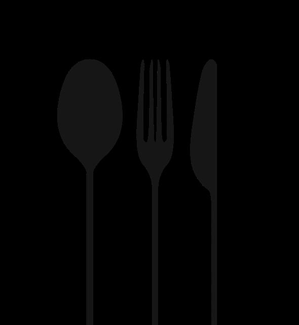 Line Drawing Knife : Sked gaffel kniv · gratis bilder på pixabay