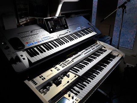 Musical Instrument, Keyboard Instrument