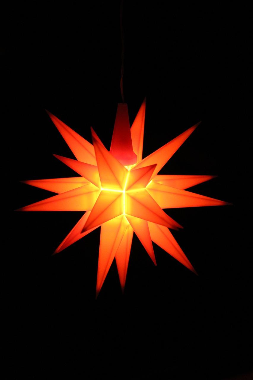огненная звезда картинки сетки