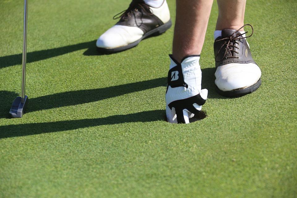 Golf, Mettre, Vert, Trou, Mode De Vie, Balle De Golf