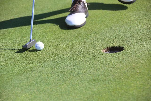 Golf Putting Hole 183 Free Photo On Pixabay