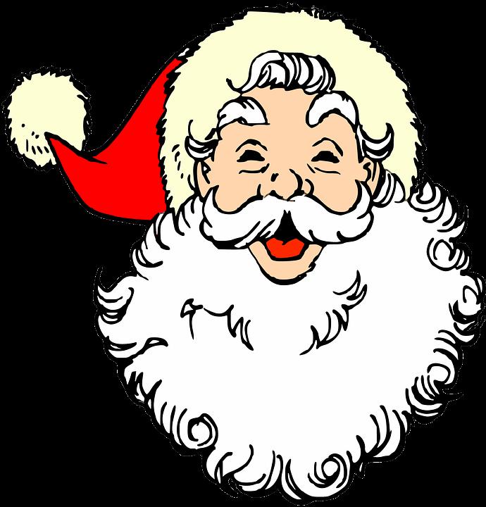 Papai Noel Pai Natal Feliz Imagens Grátis No Pixabay