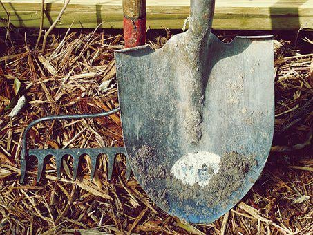 Dirt Farm Garden Hand Tools Handle Labor M