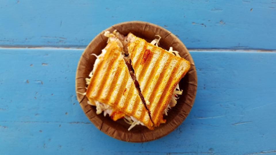 Chleb, Kanapka, Żywności, Płyta, Tabela, Toast