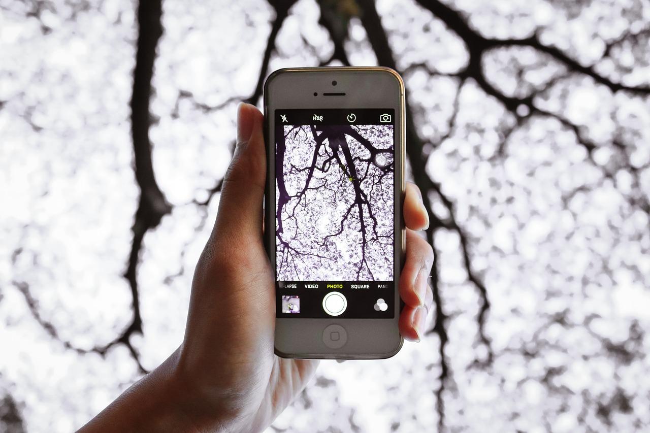 Необычные эффекты для фотографий на айфон