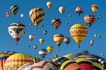 balonów na ogrzane powietrze, przygoda, balony