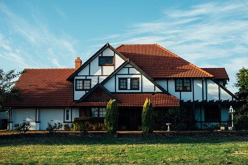 Architecture, Building, Bungalow