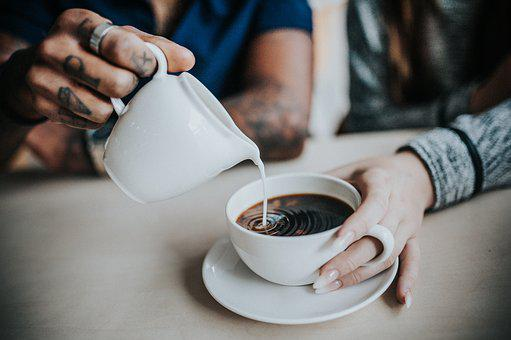 Coffee, Milk, Caffeine, Cappuccino