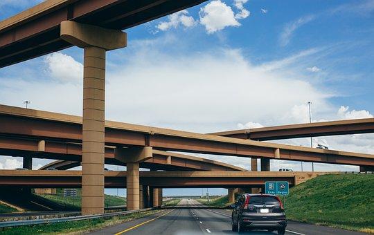 Architecture, Asphalt, Automobile
