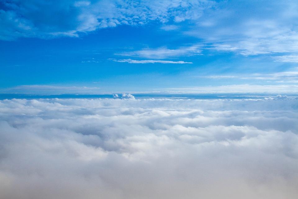 Nebe, Oblak, Blankyt, Prohlížení Obrázků, Světlo