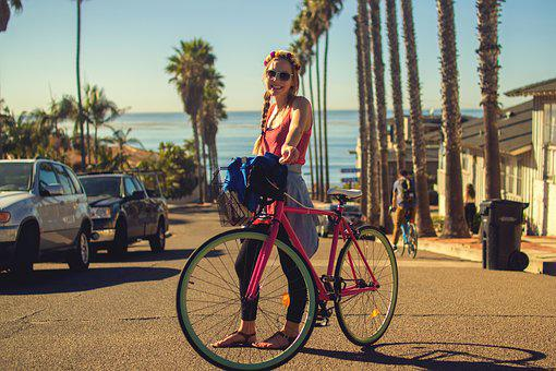 Image result for girls on cycling city