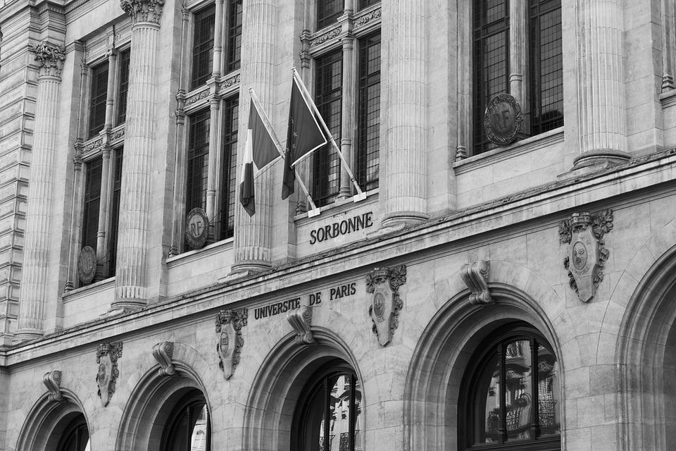 Sorbonne, France, L'Université, L'Architecture