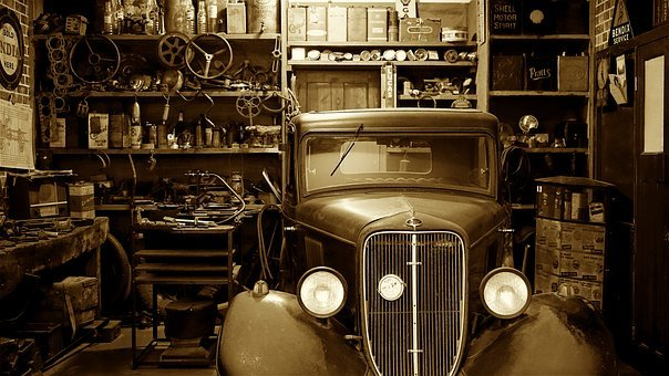 Antique, Auto, Automobile, Automotive