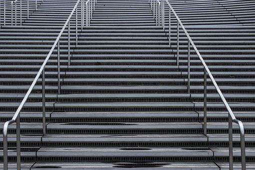 Grey Repetition Stairs Stairs Stairs Stair