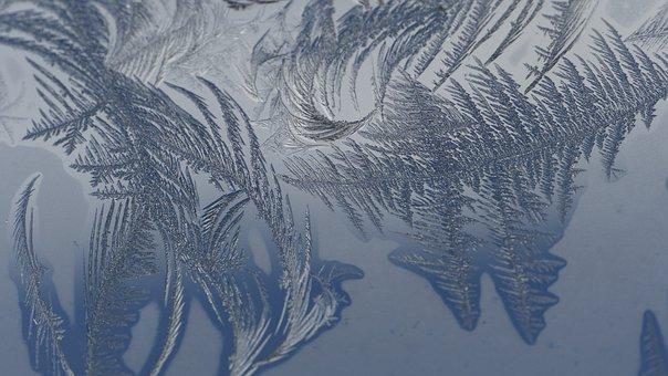 Холодный, Мороз, Зима, Льда, Кристаллы