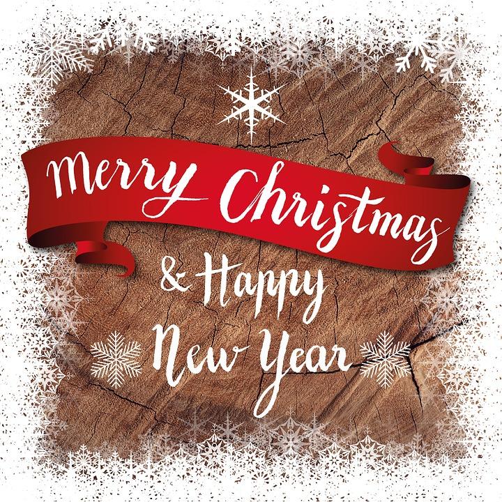 Weihnachten, Holz, Schneeflocken, Rahmen, Prachtvoll
