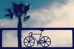 streszczenie, rower, plama