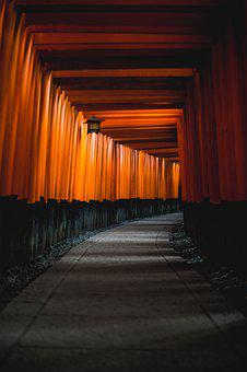 Architecture, Japan, Kyoto, Shinto