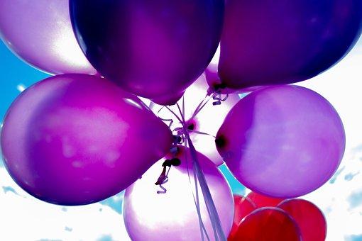 600 Free Birthday Balloons Birthday Images Pixabay